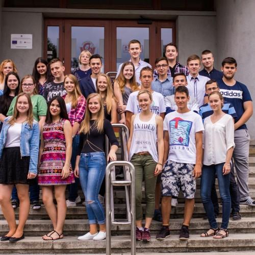 Triedy v školskom roku 2015/2016