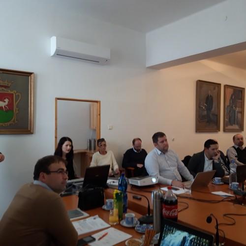 Gymnazisti sa zúčastnili MsZ v Krupine