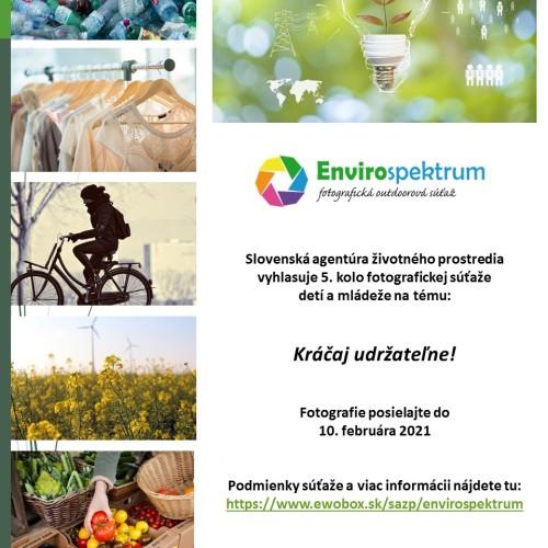 EnviroSpektrum – súťaž